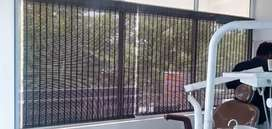 PVC (indoor and outdoor) blinds