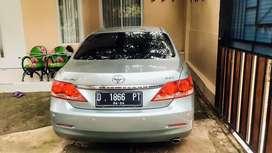 Camry 2.4 V 2007 Siap Pakai !!!