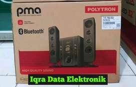 SPEAKER SPEKER MULTIMEDIA BLUETOOTH POLYTRON PMA 9506