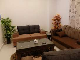 E 11 Markaz 2bed full furnished flat  available for Per day