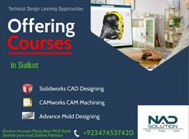 Surgical Items Designing(Solidworks Course)