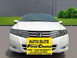 Honda City 1.5 V AT, 2010, Petrol