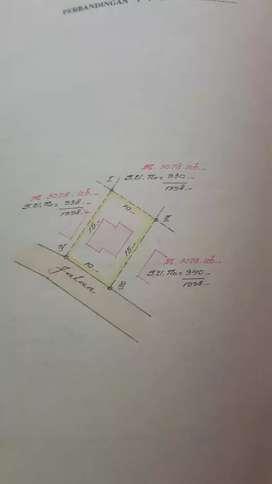 Dijual cepat rumah tipe 36 Luas Tanah 150 m2 HARGA NEGO