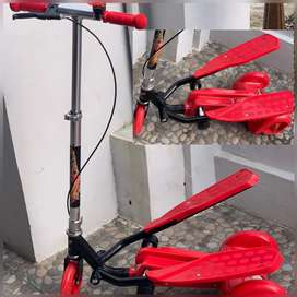 scooter skuter otoped injak anak exotic st 8136
