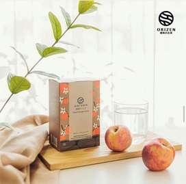Orizen - peach powder drink
