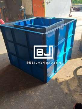 cetakan beton boxculvert