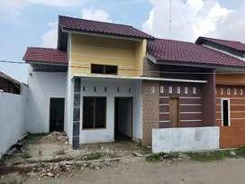 Rumah Minimalis Modern Type 45 Dekat Medan Marelan