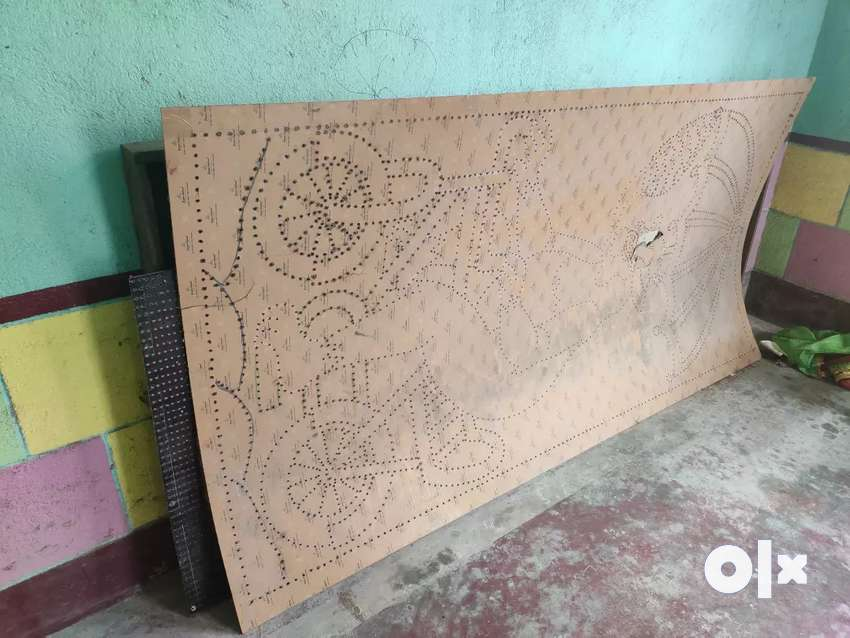 Electric boards and Jhar lamp 0