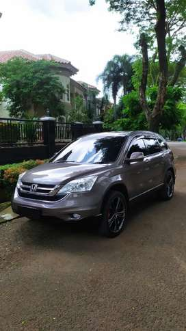 CRV 2.4 RE1 Matic 2010 KM Low 85rb
