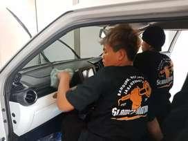 Salon Mobil Kaca Film Mobil Jasa Pasang Audio Mobil Cutting Stiker