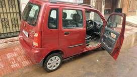 Maruti Suzuki Wagon R 2008 Petrol Well Maintained and good condition