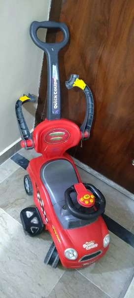 Kids car in best condition and low price
