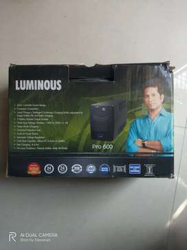 Luminous LB600 Pro UPS