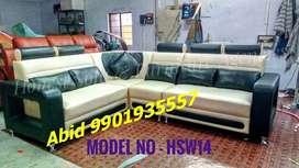 latest fabric unique l shape corner sofa set 3 year warranty aj 261