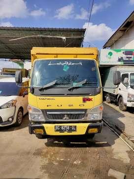 Mitsubishi Canter Super HDX new model Bak Besi