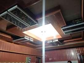 Plafon PVC paling terjangkau murah berkualitas area demak