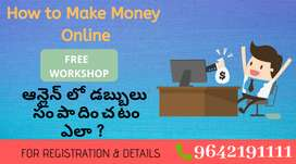Online Money Making | Earn Money Online | Work From Home