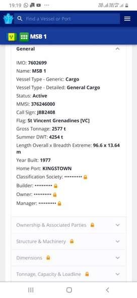 KB ship management pvt ltd