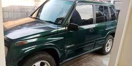 Escudo 1.6 CKD jeep sc hdtp