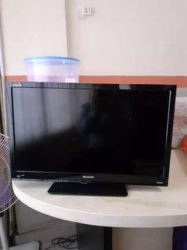 Dijual TV layar Pecah