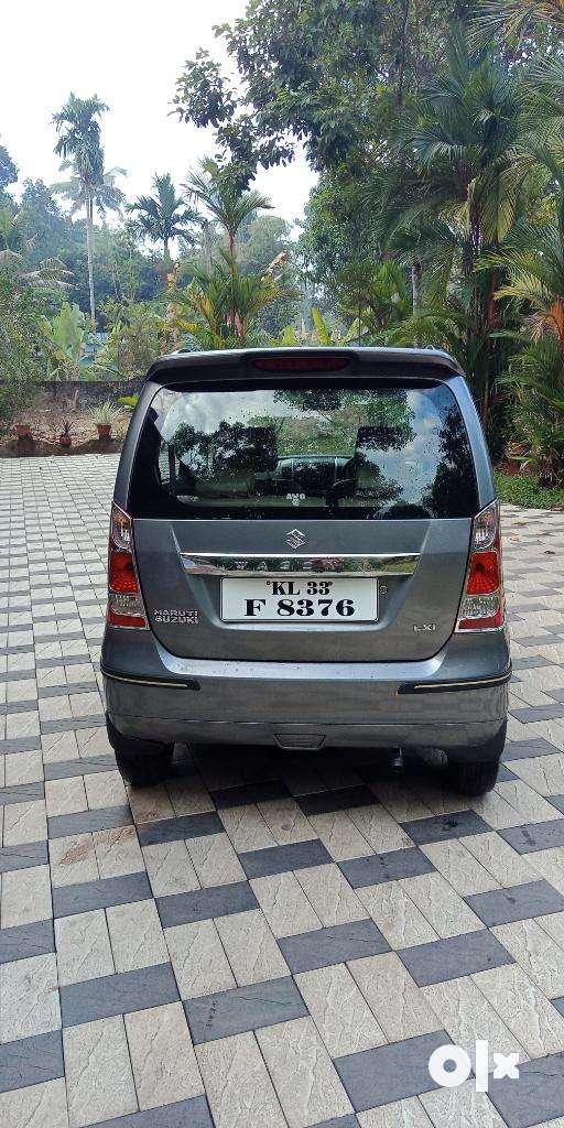 Maruti Suzuki Wagon R LXI, 2014, Petrol 0