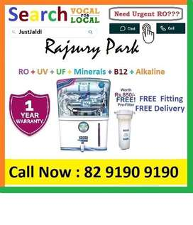 Rajsury18.3 AquaGrand RO Water Purifier Water Filter AC dth bed car TV