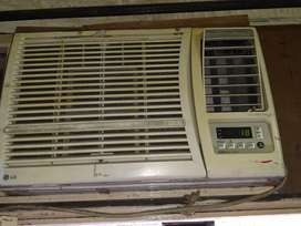 5year old new Lg brand windows ac good working 1 ten