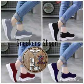 Sneakers SlipOn [PO]