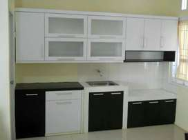 Kitchen Set Almari Buffet tv Meja kantor Gorden Wallpeper Dll