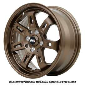 Velg Mobil Starlet, Valco, Vios, Vios New Ring 15 Type HSR Daimon