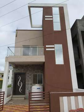 3bhk row house are available in lohegaon pawarwasti pune