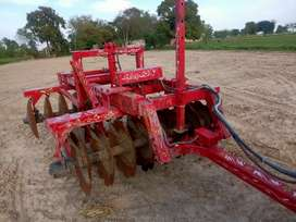 Automatic Hydraulic Disc Harrows