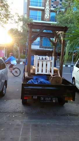 Sewa pick up, murah pindahan dan kirim barang, buang puing jasa pickup