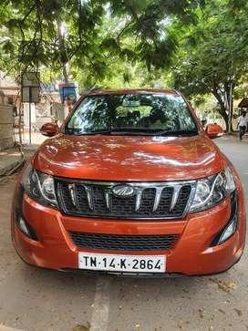 Mahindra XUV500 W6 1.99 mHawk, 2017, Diesel