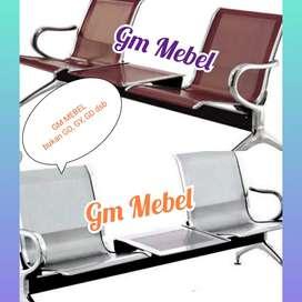 G.M MEBEL. Kursi Bandara + Meja