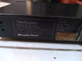 Tuner FM, technic mulus istimewa orisinil dari baru