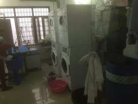 Selling laundry and Drycleaning business