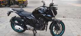 Just 11 month Old Fz25 Black For Just Rs 108000/-
