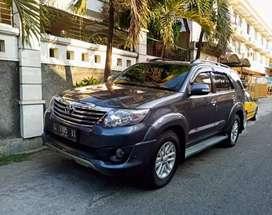 Fortuner G TRD mt 2012 Diesel