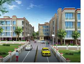1RK Flat Available for Sale in Pioneer Hill View Residency, Rs 20 Lac