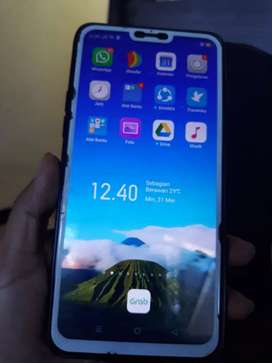 Dijual hp Oppo f7 full set