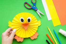 Arts & Crafts Teacher Required Male or Female