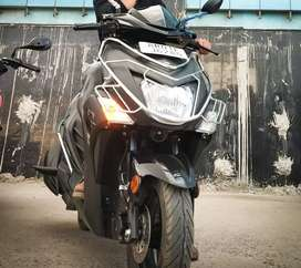 yamaha rayzr in newly condition only 4 months old