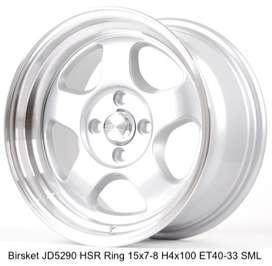 BRISKET JD5290 HSR R15X7/8 H4x100 ET40/33 SML