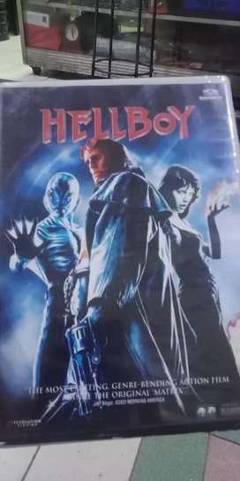 Vcd Hellboy 2004