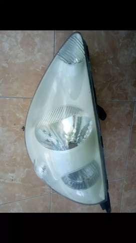 Jazz iDSi th.2008 Headlamp Kiri. (ORI)