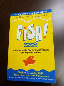 Fish - A Remarkable Way To Boost Morale And Improve Results