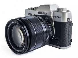 Kamera Fujifilm X-T20