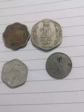 Selling indian coins