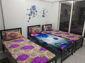 Paying Guest Available Without Brokerage Full Furnished Flat